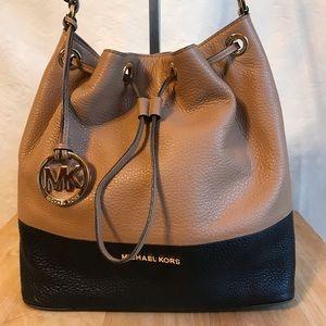 Michael Kors Jules Drawstring Bag